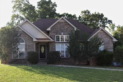 Clarksville Single Family Home For Sale: 421 Pueblo Trc