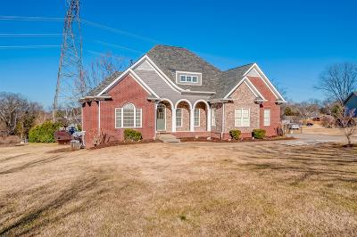 Brentwood TN Single Family Home Under Contract - Showing: $649,000