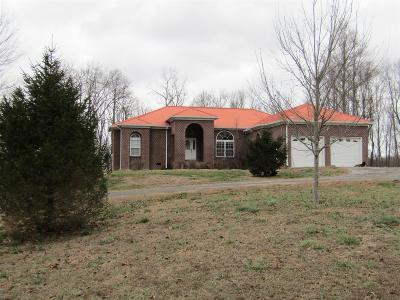 Marshall County Single Family Home Under Contract - Showing: 3811 Delina Rd