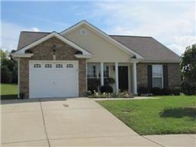 Wilson County Single Family Home Under Contract - Showing: 106 Carter Grove Ct