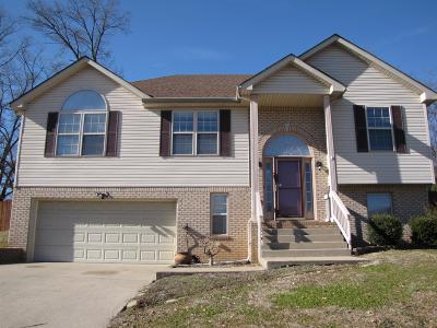 Clarksville Single Family Home For Sale: 254 Cheshire Rd