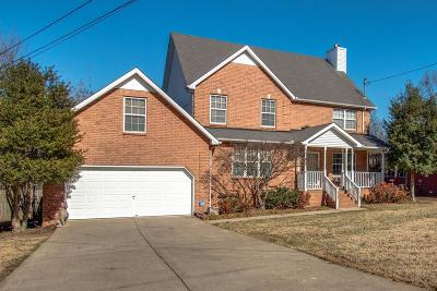 Smyrna Single Family Home Under Contract - Showing: 124 Cedar Forest Dr