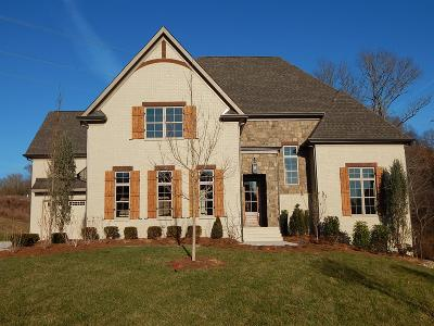 Franklin Single Family Home For Sale: 2004 Loomis Ct, Lot 121