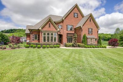 Franklin Single Family Home For Sale: 5016 Buds Farm Ln