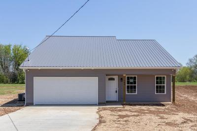 Columbia  Single Family Home For Sale: 109 Tindell Ln (Lot 32)