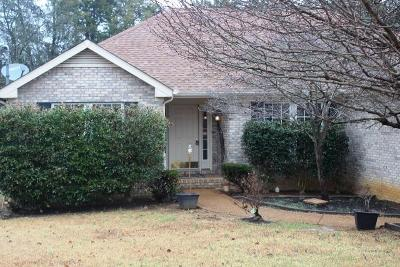 Smyrna Single Family Home For Sale: 912 Thomastown Dr
