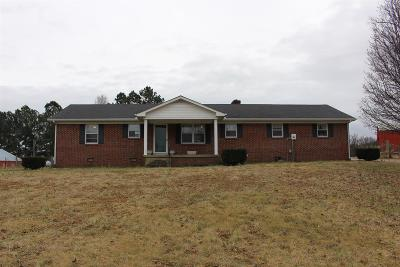 Shelbyville Single Family Home Under Contract - Showing: 1807 Hwy 130 W