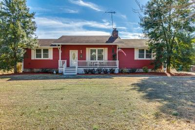 Mount Juliet Single Family Home For Sale: 4776 East Division