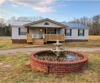 Christiana Single Family Home Under Contract - Showing: 9500 Pruitt Rd