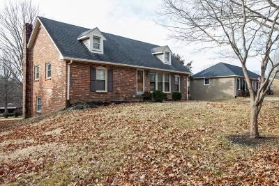 Columbia  Single Family Home Under Contract - Showing: 1204 Whitney Dr