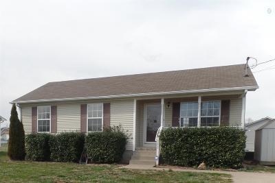Oak Grove Rental For Rent: 122 Gleaves Lane