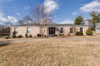 Madison Single Family Home Under Contract - Showing: 2110 Paula Dr