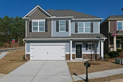 Spring Hill Single Family Home For Sale: 3013 Persimmon Street- Lot 101
