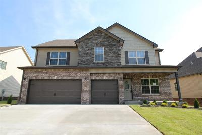 Clarksville Single Family Home For Sale: 754 Fields Of Northmeade
