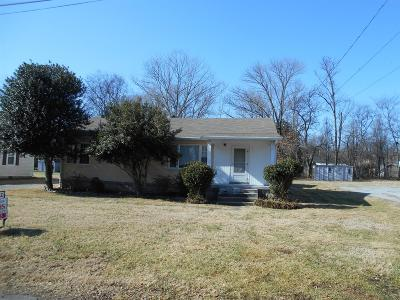 Lebanon Single Family Home For Sale: 308 Cleveland Ave