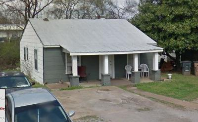 Residential Lots & Land Under Contract - Showing: 525 Weakley Ave