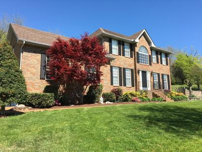 Franklin TN Single Family Home Under Contract - Showing: $417,000