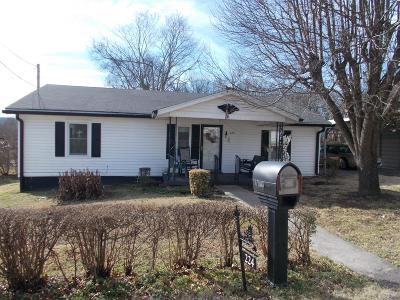 Watertown TN Single Family Home Under Contract - Showing: $89,900