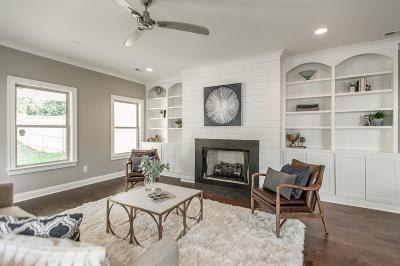 East Nashville Single Family Home Under Contract - Showing: 2418 Chapel Ave