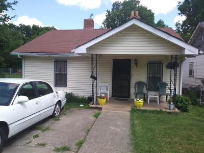 Nashville Single Family Home Active - Showing: 1602 Underwood St