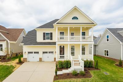 Brentwood, Franklin Single Family Home Under Contract - Showing: 266 Rich Circle