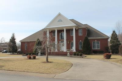 Christian County Single Family Home For Sale: 643 Hurl Way