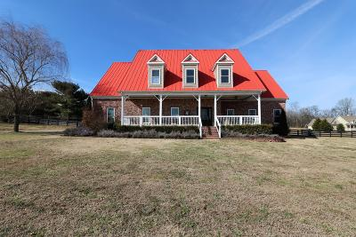 Franklin Single Family Home For Sale: 1779 Sedberry Rd