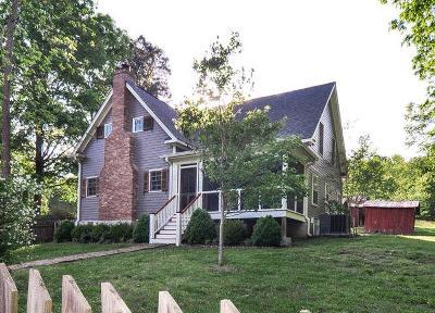 Franklin Single Family Home For Sale: 5920 Garrison Rd
