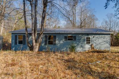 Chapmansboro Single Family Home Under Contract - Showing: 1001 Perry