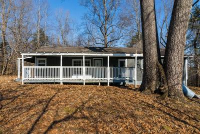 Chapmansboro Single Family Home For Sale: 1001 Perry Rd