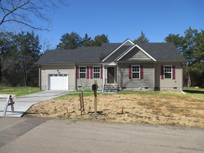 Marshall County Single Family Home Under Contract - Showing: 450 Will Murphy Rd