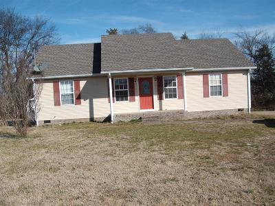Marshall County Single Family Home Under Contract - Showing: 1181 Dodson Dr