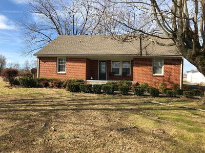 Smithville TN Single Family Home Sold: $138,900