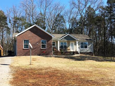 Marshall County Single Family Home For Sale: 4801 Lunns Store Rd