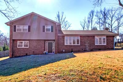Mount Juliet Single Family Home Under Contract - Showing: 1202 Clearview Dr