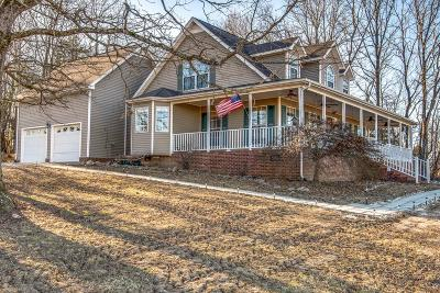 Charlotte Single Family Home Under Contract - Showing: 1440 Jackson Ln