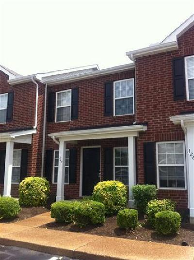 Rutherford County Rental For Rent: 327 Stewarts Landing