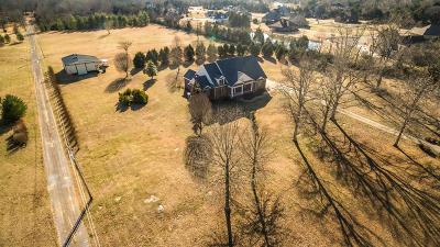 Murfreesboro Single Family Home Under Contract - Showing: 2850 Roy Arnold Rd