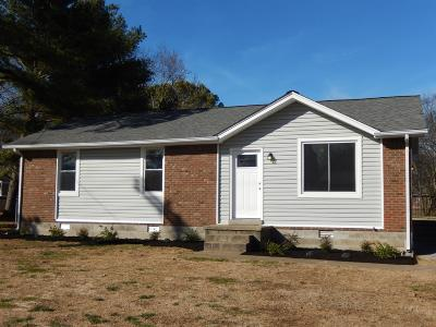 Rutherford County Rental For Rent: 702 W Sagefield Dr