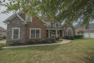 Murfreesboro Single Family Home For Sale: 5449 Cavendish Dr