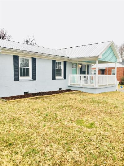 Robertson County Single Family Home For Sale: 1102 5th Ave