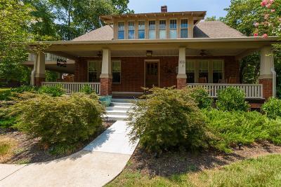 Clarksville Single Family Home For Sale: 105 Glenwood Dr