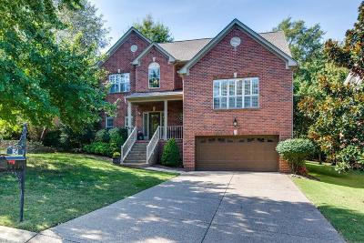 Hendersonville Single Family Home Under Contract - Showing: 154 Coarsey Blvd