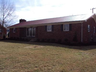 Sumner County Single Family Home Under Contract - Showing: 4192 Hawkins Dr