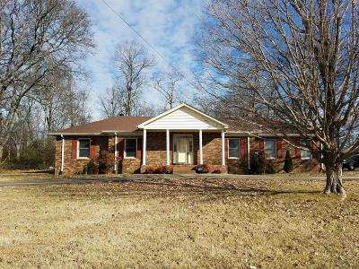 Wilson County Single Family Home Under Contract - Showing: 523 Melanie Dr