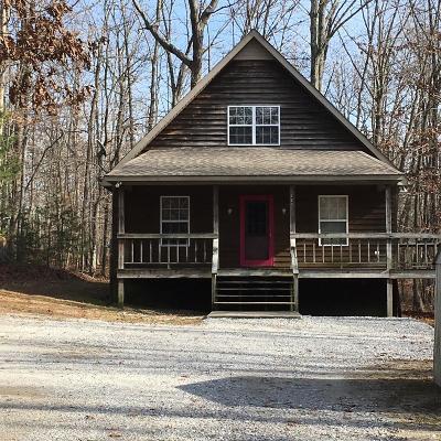 Sewanee Single Family Home For Sale: 3440 Gudger Rd