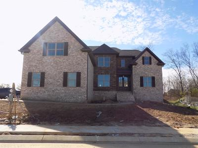 Williamson County Single Family Home For Sale: 6001 Wallaby Court (398)