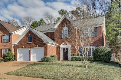 Brentwood Single Family Home Under Contract - Showing: 5804 Sterling Oaks Dr