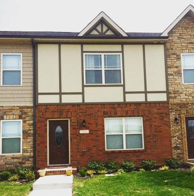 Clarksville Condo/Townhouse For Sale: 156 Matheson Dr #156