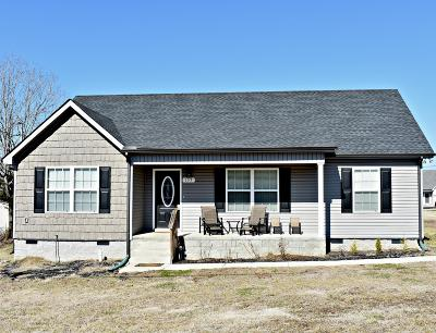 Marshall County Single Family Home Under Contract - Showing: 157 Trey Dr